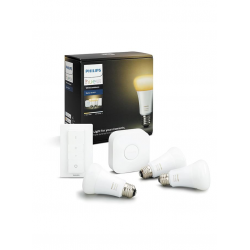 Philips Hue Ambiance LED Starter Kit Til E27 - Philips