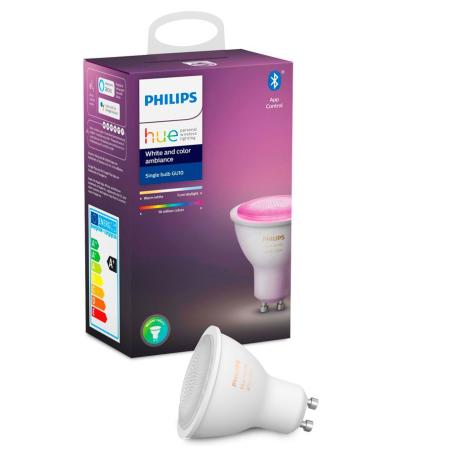 Philips Hue Color LED Spot GU10 BT - Philips