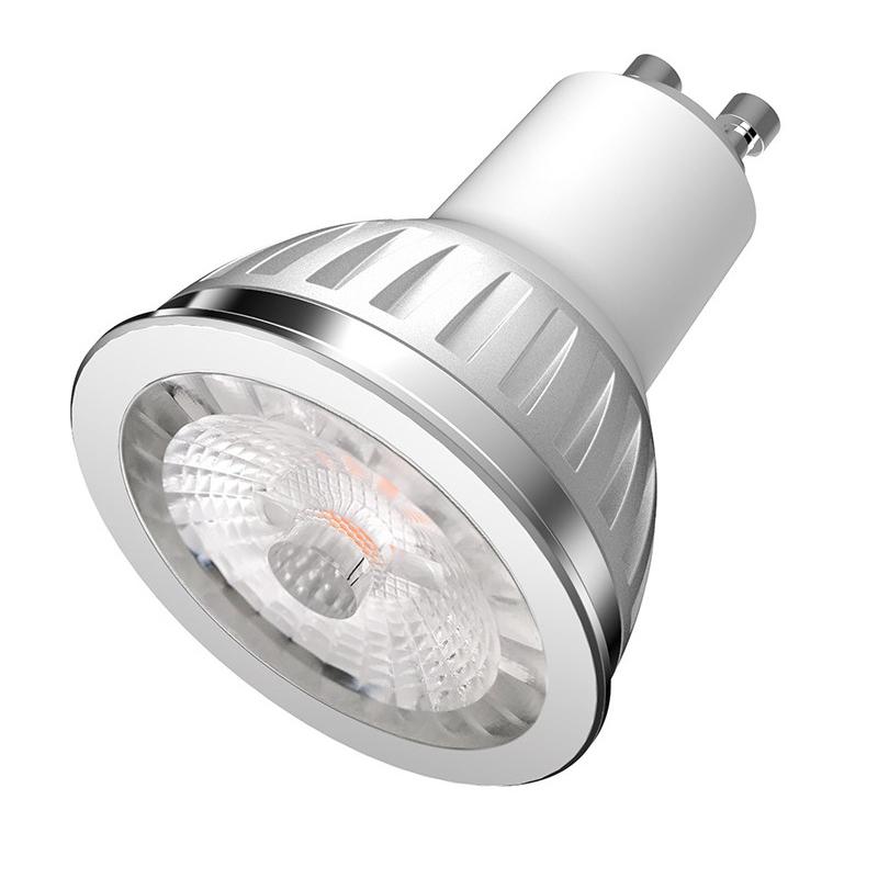 SHARP GU10 LED Pære 5,5W 3000K 430Lm...