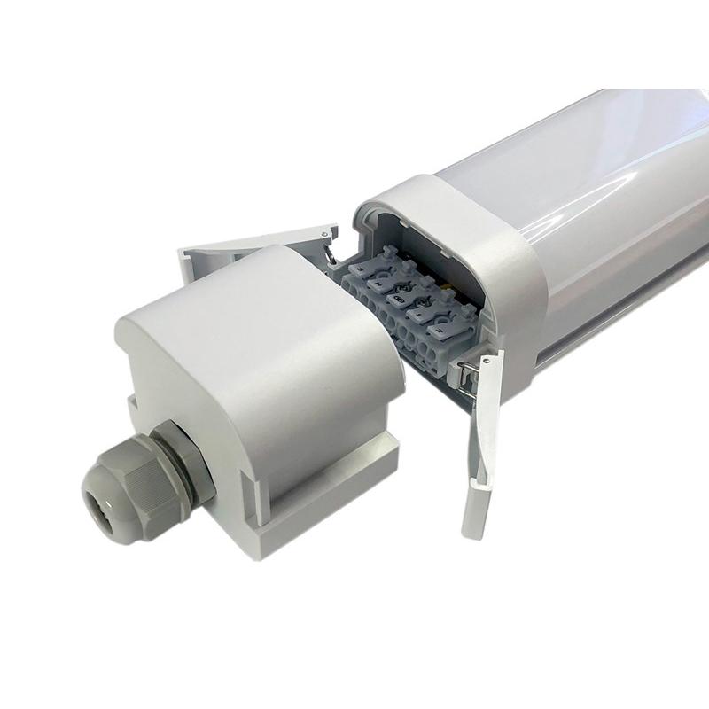TRI-LUX Gennemfortrådet LED Armatur...