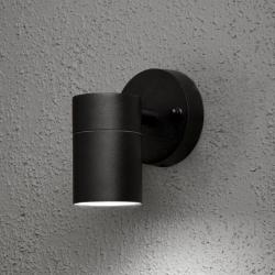 Modena Væglampe Udendørs GU10 i Sort - Konstsmide