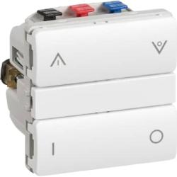 Fuga IHC Wireless Kombirelæ LED/CFL i Hvid - Lauritz Knudsen