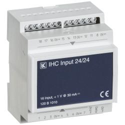 IHC Control input 24 V DC / 24 mA med 16 indgange - Lauritz Knudsen