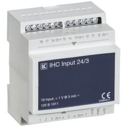 IHC Control Input 24 V DC 3 mA med 16 indgange - Lauritz Knudsen