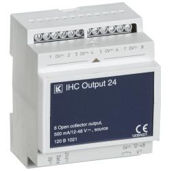 IHC Control Output 24 V DC med 8 Udgange - Lauritz Knudsen