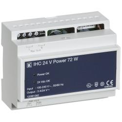 IHC Control Strømforsyning 72 W  - Lauritz Knudsen