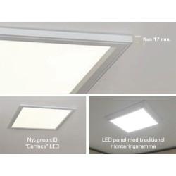 Påbygnings LED Panel 60x60...