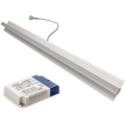 LED Troldtekt Skinne 60cm...