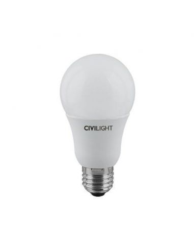 Civilight E27 LED Pære 6W 230V 470LM i 2700K - Ra97