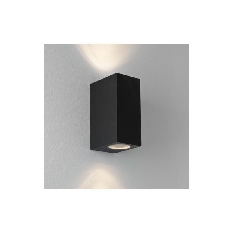 Astro 7128 Chios 150 Udendørs LED Væglampe i Sort