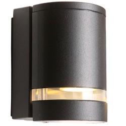 FOCUS Udendørs LED Væglampe i Sort
