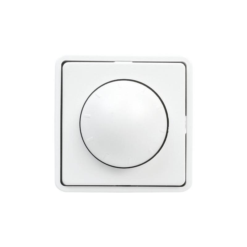 Lysdæmper potentiometer 1-10V i Hvid - Fuga