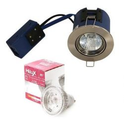 Easy2Setup LED Indbygningsspot 4,5W 2700K Ra95 60° - Børstet