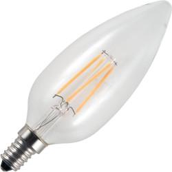 Schiefer Dæmpbar E14 Kirke LED pære 4W i 2200K 280Lm Ra95