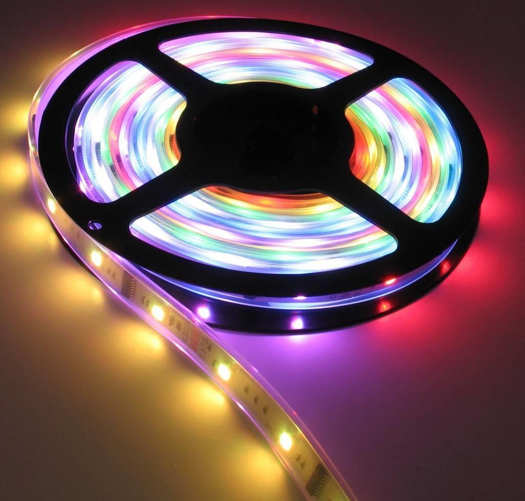 Opdateret LED Bånd og Lysbånd som sæt løsning - DetLED.dk TX47