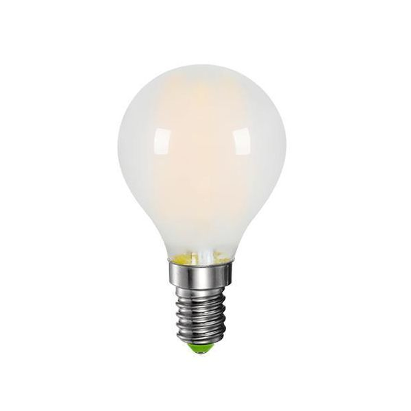 DIOLUX S19-D E14 LED Krone Pære 4W 2700K 300Lm Ra90