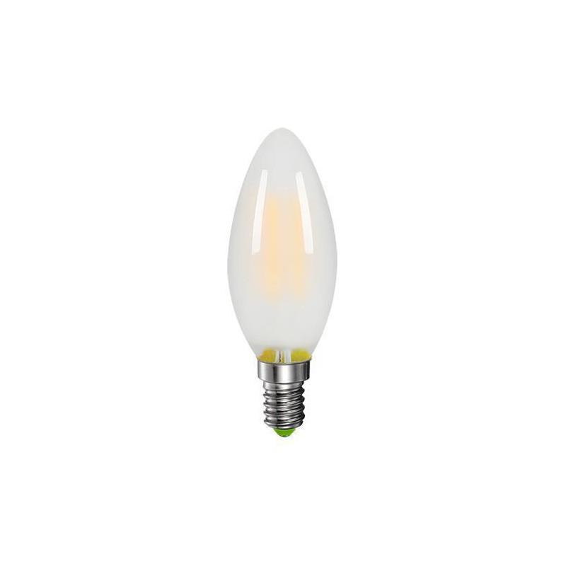 DIOLUX S19-D E14 LED Kerte Pære 4W 2700K 300Lm Ra90