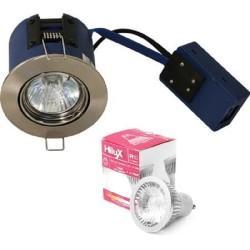 BLUE Hilux R10 DimTone LED Spot 7W 1800-2700K Ra95 60° - Børstet