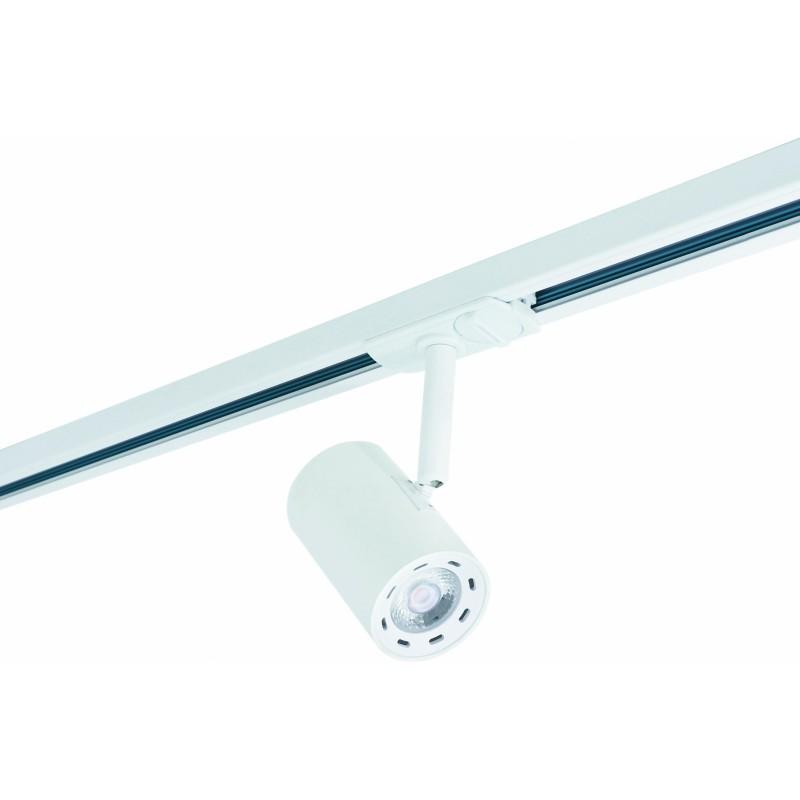 Avelo LED TrackLight 1-faset Spot 7W 465Lm Ra92 Dim 230V - Hvid
