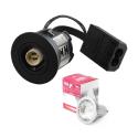 Hilux R10 LED Downlight 230V 7W 2700K Ra95 380Lm - Sort