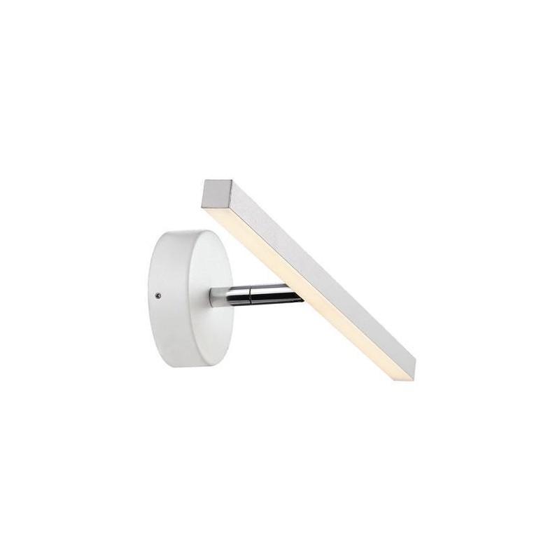 IP S13 LED Bad & Galleri lampe 5,6W 2700K i Hvid - Nordlux