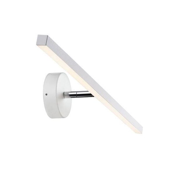 IP S13 LED Bad & Galleri lampe 6,5W 2700K i Hvid - Nordlux