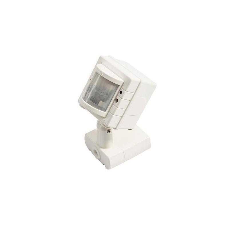 Orbis Isimat PIR sensor 140° 8m IP55 - Hvid