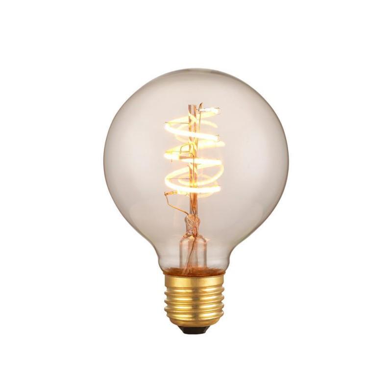 COLORS MINI E27 LED Globe pære 2W i 2200K 130Lm Dim