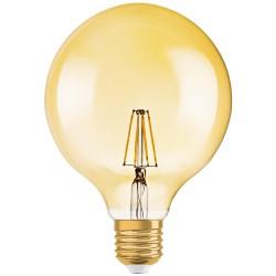 Vintage 1906 E27 LED Globe 4W 2700K 410 lumen Guld