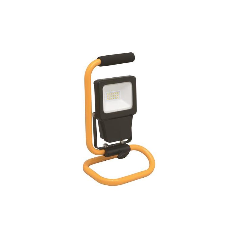 Castor LED Arbejdslampe På Stativ 10W 230V i 4000K 800LM