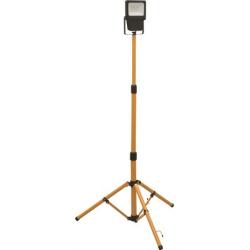 Castor LED Arbejdslampe 20W På Stativ Til 230V i 4000K 1600LM
