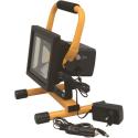Castor LED Arbejdslampe 20W På Stativ Genopladelig 12V/230V