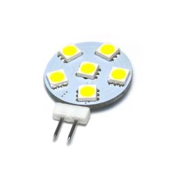 Hilux S1 G4 LED Pære 12V 1,2W i 2700K 120Lm Ra92