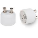 GU10 til MR16 adapter