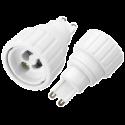 G9 til GU10 adapter