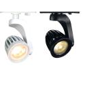 Halo Track ECO 1-Faset LED GU10 Spot i Hvid