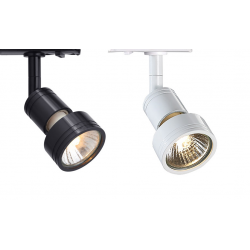 Halo Track Expo 1-Faset LED GU10 Spot 230V