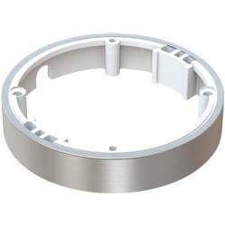 Påbygningsring i rustfri stål til ID LED spot