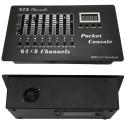 DMX Controller, 512 kanaler, 230V/9V