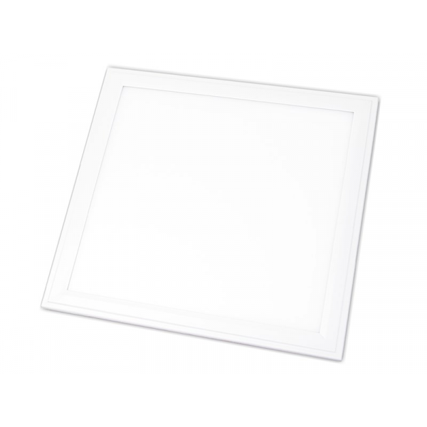 Green-ID LED Panel 30x30 18W 3000K 1800Lm Ra90 - Hvid Ramme