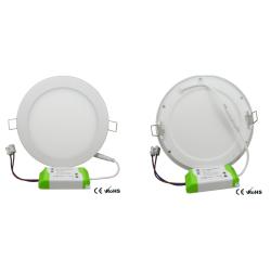 HiluX P22 LED Panel 15W 3000K 1350Lm Ra93 Dim - Rund