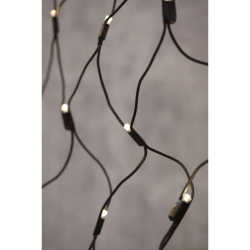 Nordlux LED lysnet 230V med 90 dioder, 2x1m
