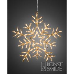 LED Snefnug 60cm Med Multifunktion - Konstsmide