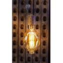 Calex XXL LED Pære Colosseum Guld E40 11W 230V