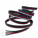 RGBW kabel 22AWG - Meter-vare