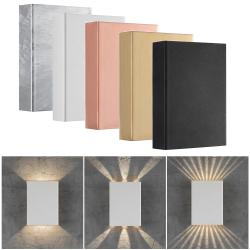 Fold Udendørs LED Væglampe - Nordlux