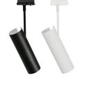 1-Faset MIB 6 Skinne Spot GU10 230V Nordlux i Sort