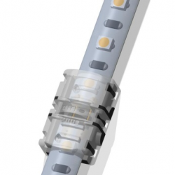 StripClip™ samlestykke til 8mm IP65 Single Color LED bånd