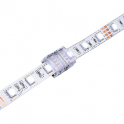 StripClip™ samlestykke til 10mm IP20 RGB LED bånd