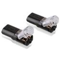 2 stk. StripClip™ Easy Splice CLI-K kabelsamler IP20